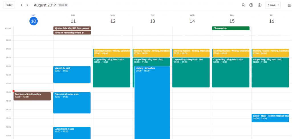 Comment synchroniser Google Agenda avec Todoist ? (2019)