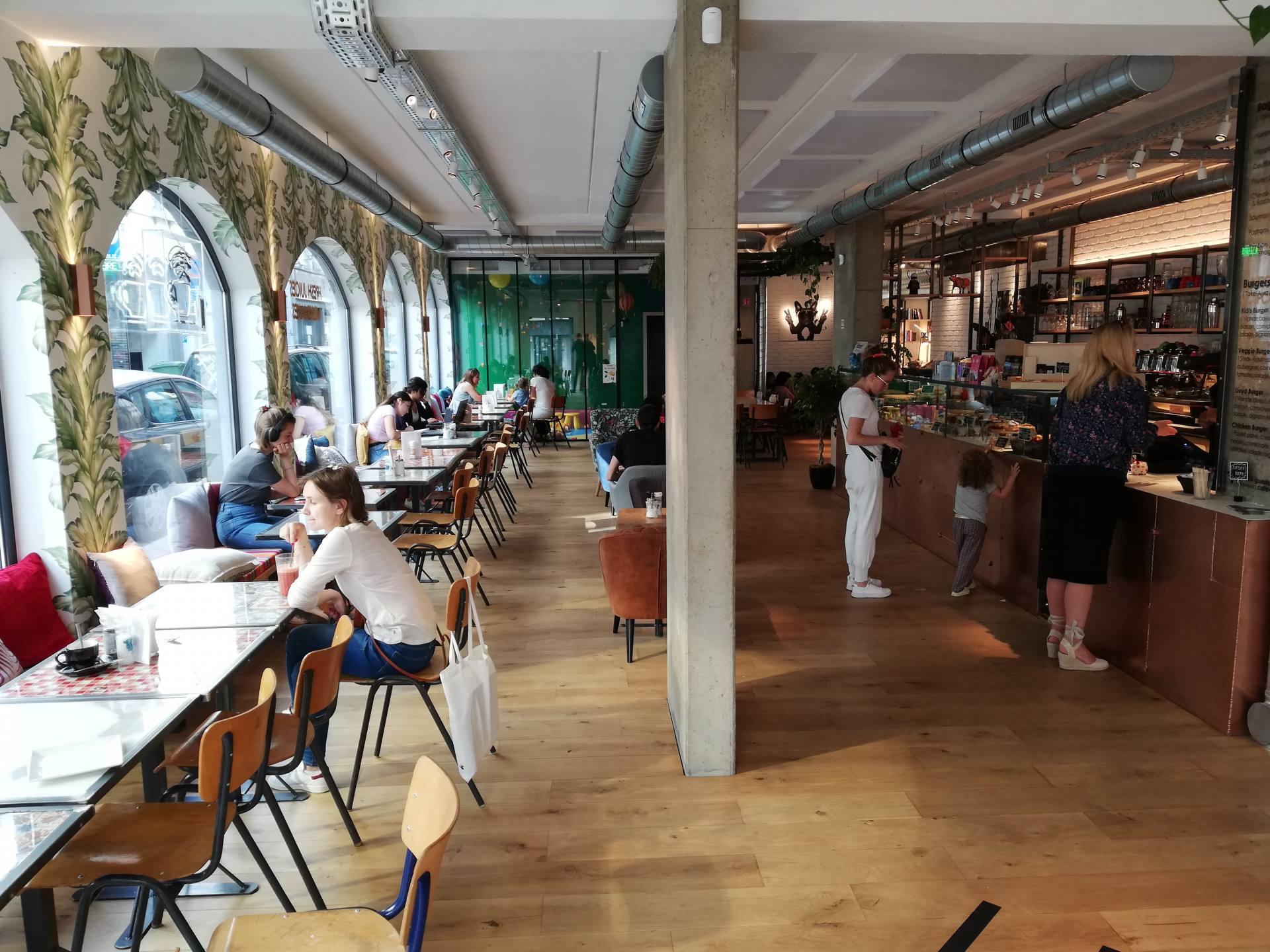 Cafés où travailler à Bruxelles sans se faucher (2019)