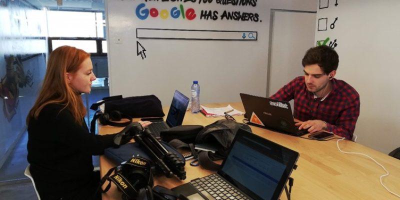 Coworking Bruxelles, Molengeek, bureau à Bruxelles Molenbeek
