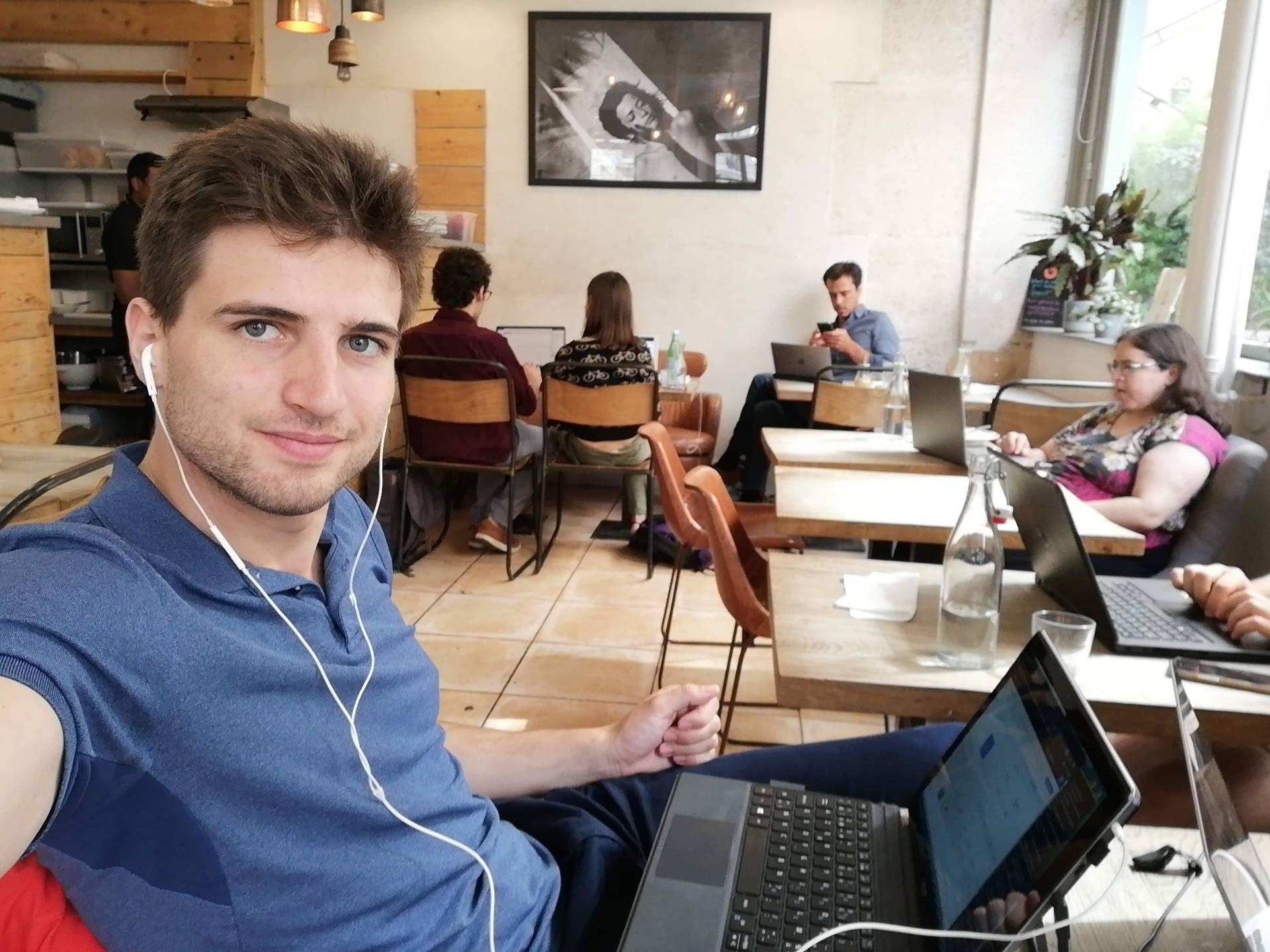 Working Coffees Paris