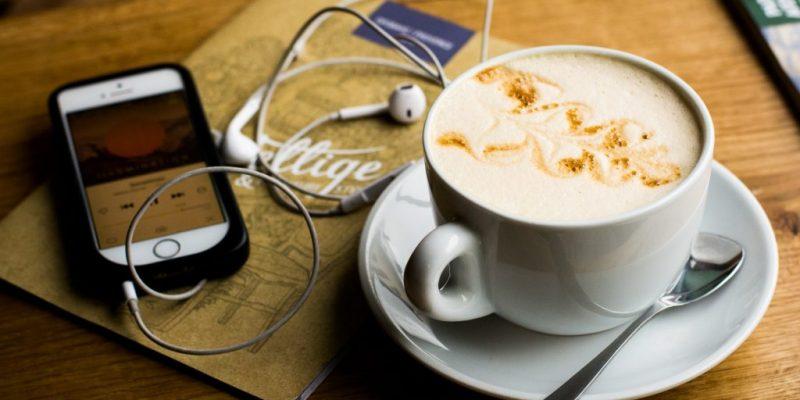 Podcast & Café