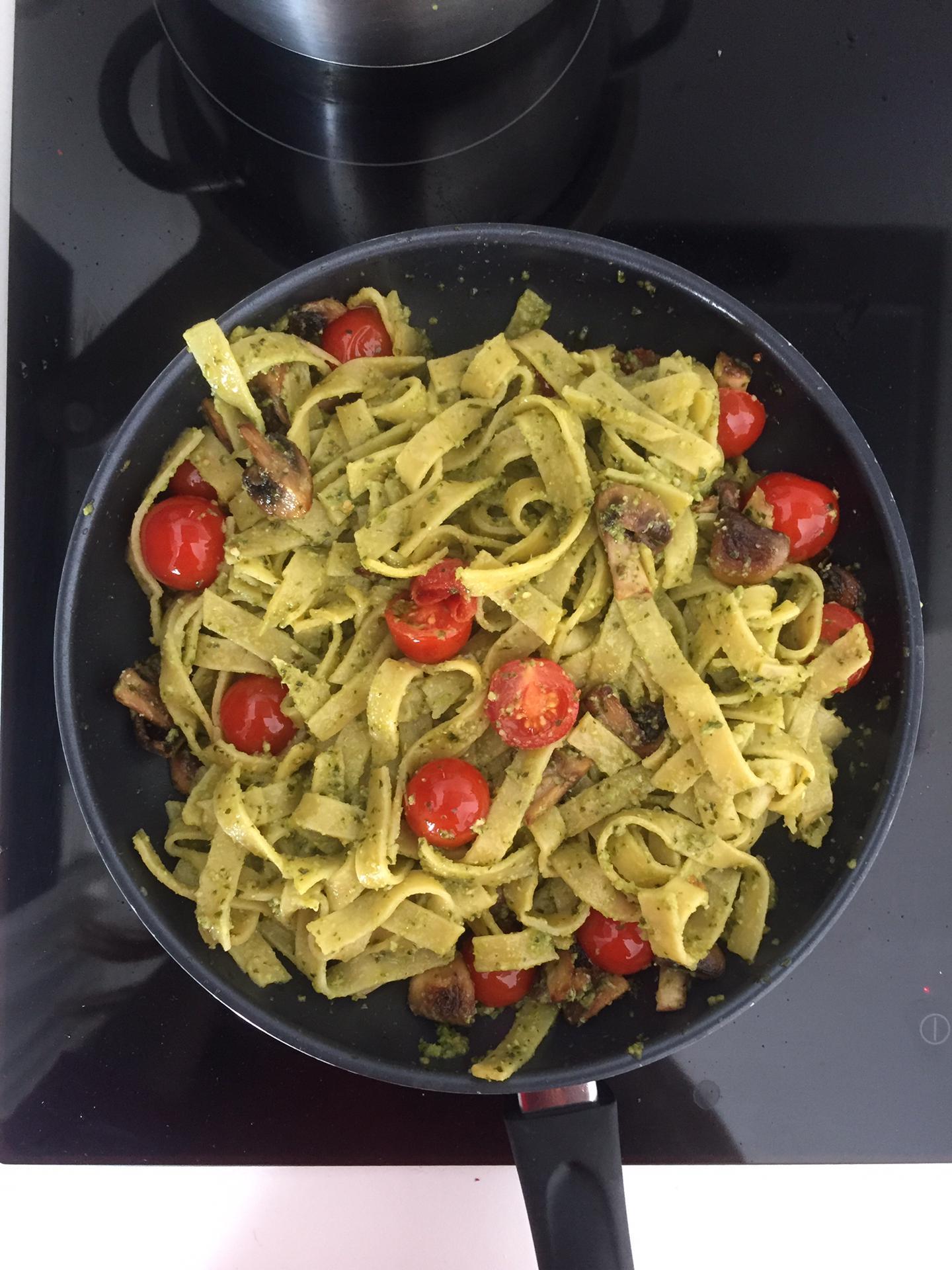 Pasta vegeterian